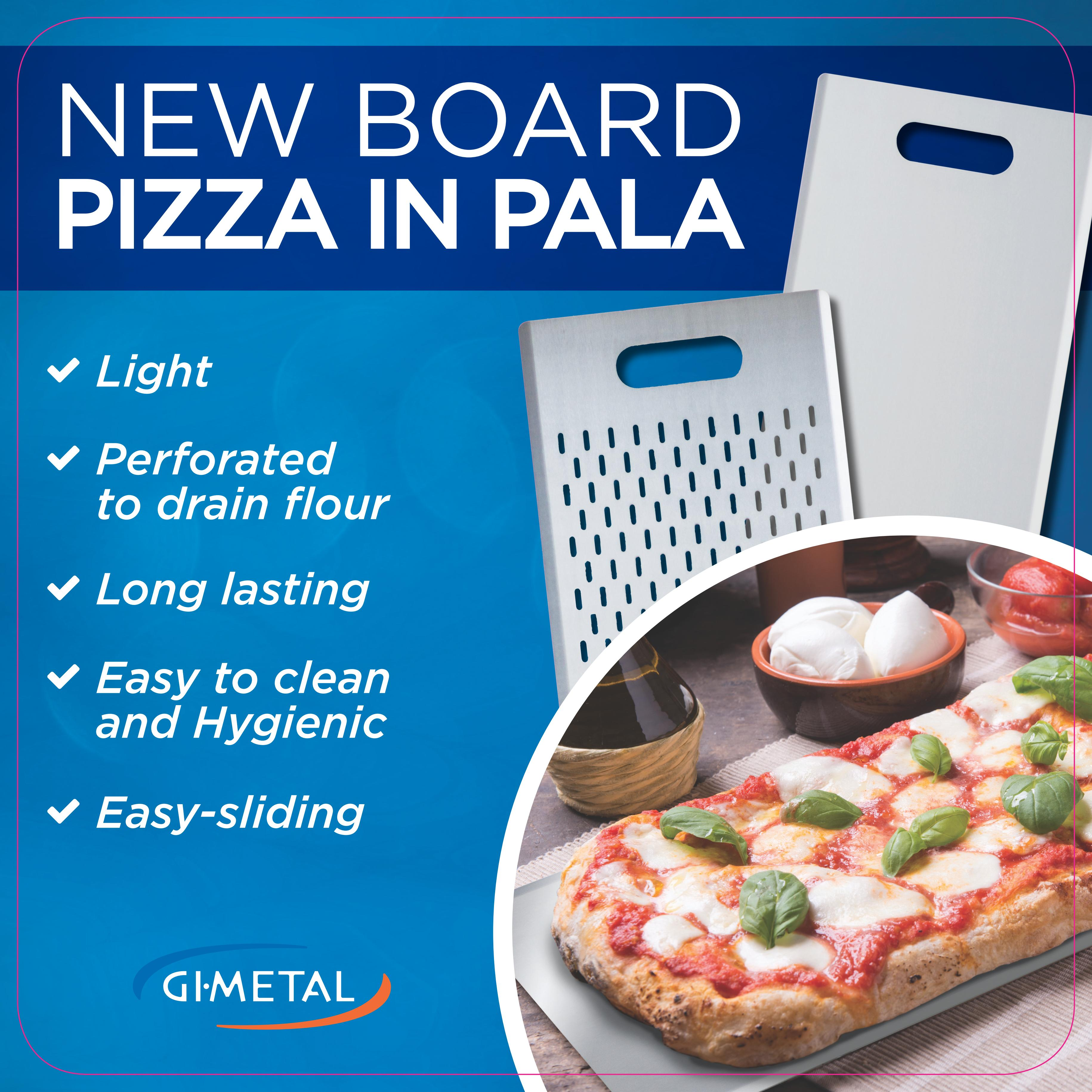 BOARD PIZZA IN PALA