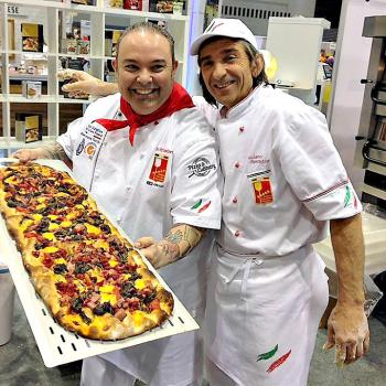 Leo Spizzirri, North American Pizza and Culinary Academy